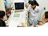 生理検査学実習のイメージ写真