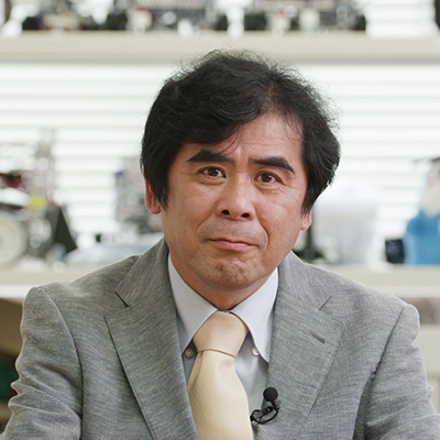 蓮田 裕一 教授