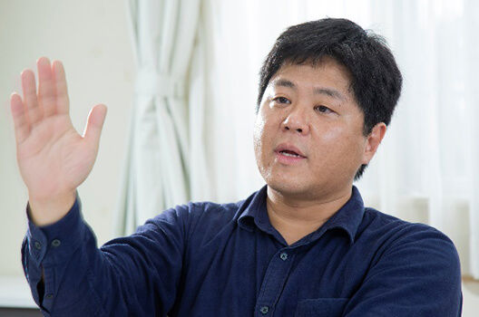 帝京大学理工学部バイオサイエンス学科の榎元廣文准教授