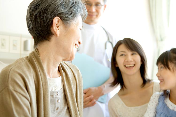 がんと地域医療のイメージ写真