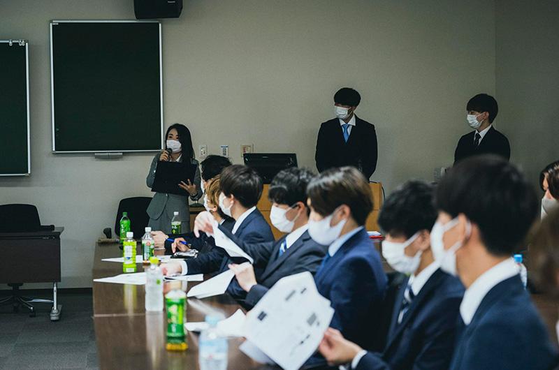 発表会の写真