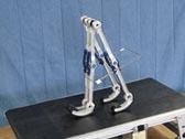 受動歩行ロボット