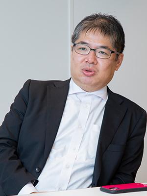 小川充洋准教授の写真