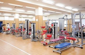 スポーツ医療学科 健康スポーツコースの利用施設・設備のイメージ写真