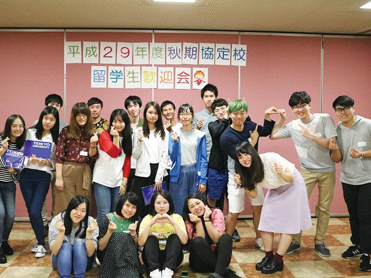 秋期入学留学生歓迎会04