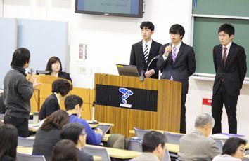 卒業研究発表会