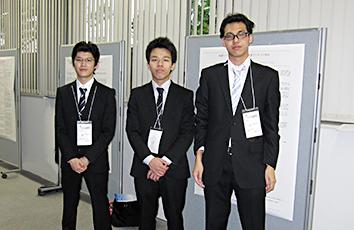 情報電子工学科の研究活動