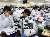 生命科学実験のイメージ写真