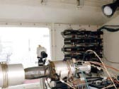 Sophiaマイクロガスタービン(ジェットエンジン)テストセル