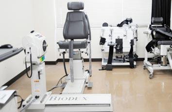 BIODEX(多用途筋機能評価運動装置)