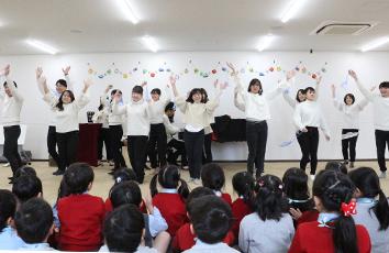 田﨑ゼミが参加型演奏会を実施しました【教育学部】