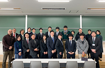 卒業研究発表会を行いました【医療技術学部】
