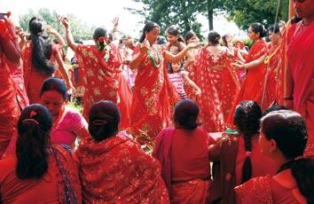 ネパール社会における生き方、働き方の研究~文化人類学から、人間について考える~