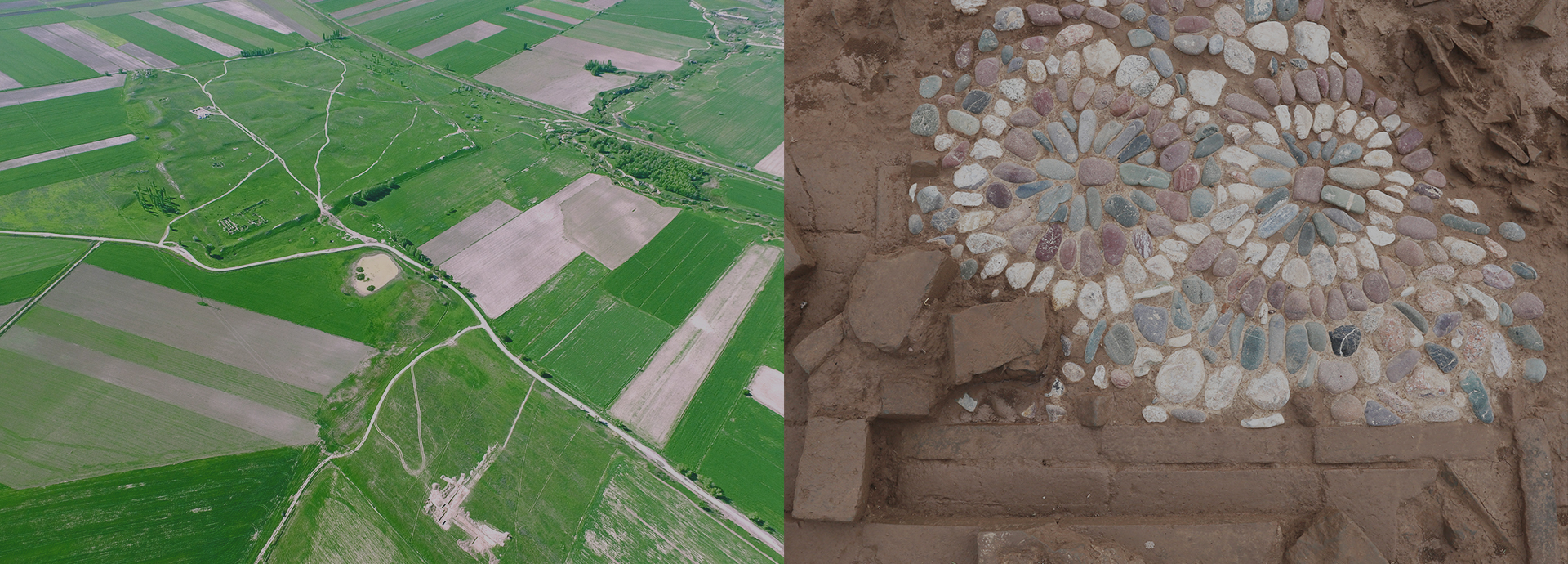 東と西が交わるシルクロードの交易都市アク・ベシム遺跡の文化遺産を調査