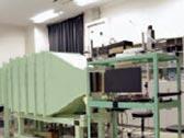 3次元風洞(エッフェル型)実験設備)
