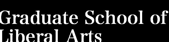 Graduate School of Liberal Arts