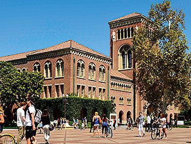 南カリフォルニア大学 【アメリカ】