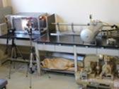 高速衝突実験装置