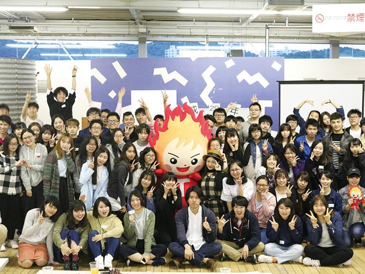 新入留学生歓迎会08