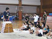 学校ボランティア活動