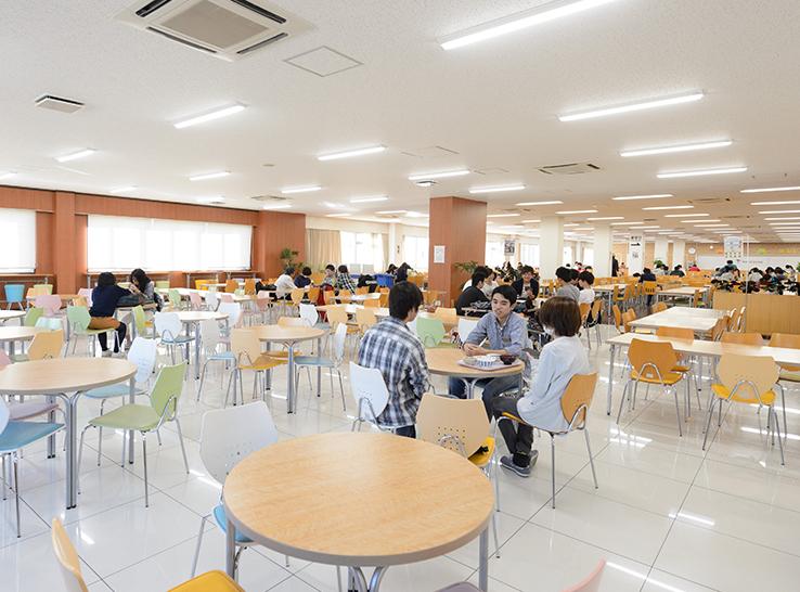 学生食堂 -soleil(ソレイユ)-