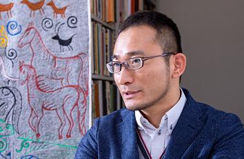 藤澤准教授
