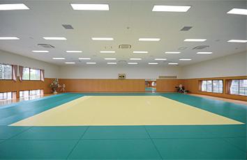 帝京豊郷台柔道館