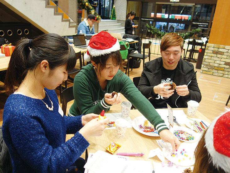 留学生クリスマスパーティー03