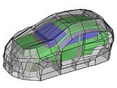 自動車の高周波車内騒音予測技術の研究