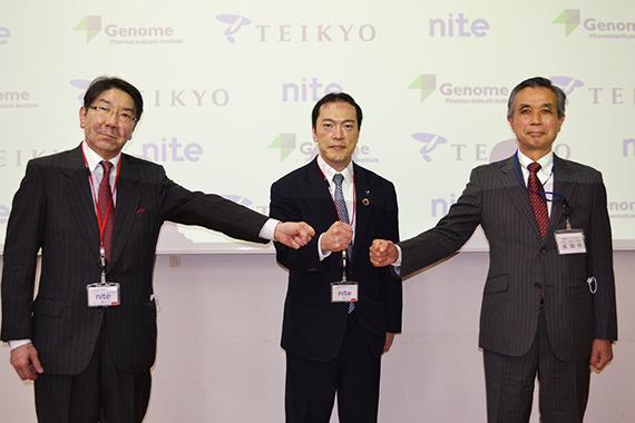 ゲノム創薬研究所、製品評価技術基盤機構と有望菌株の優先使用に関する契約を締結しました