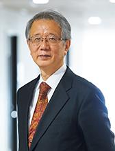 経済学部長 江夏 由樹教授