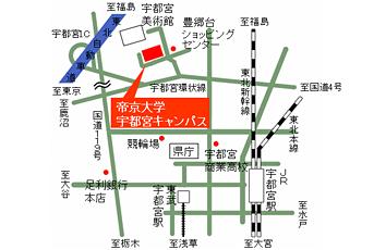 ラーニングテクノロジー開発室への交通アクセス