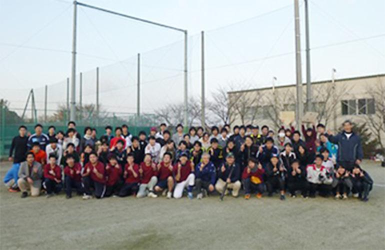 バイオサイエンス学科ソフトボール大会を開催