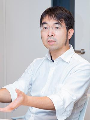 古徳純一教授の写真