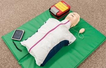 心肺蘇生訓練用人形