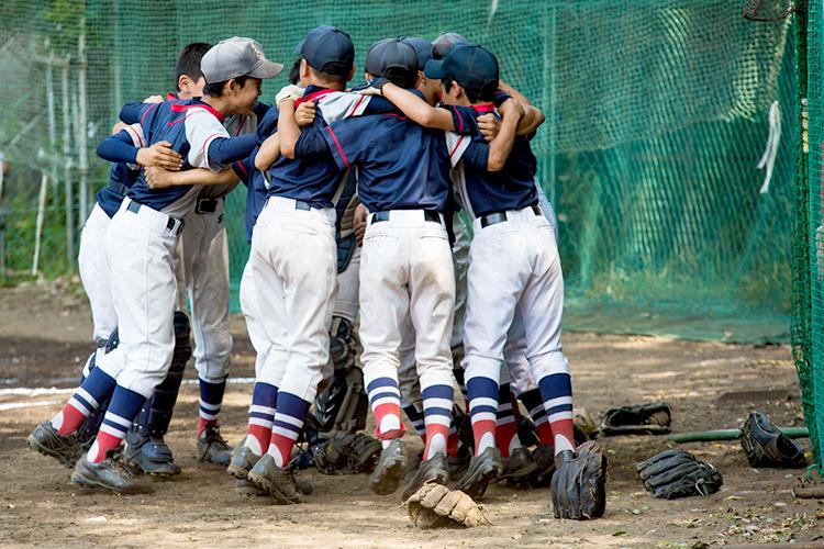 スポーツを通じた社会貢献