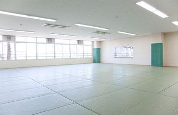 柔道場(体育館内)