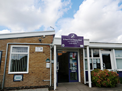 St. Peter's Church of England Primary School