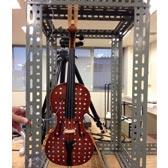 弦楽器(ヴァイオリン)の振動・音響特性の研究