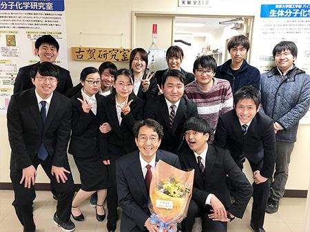 2018年度卒業研究発表会