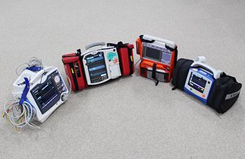 スポーツ医療学科 救急救命士コースの利用施設・設備のイメージ写真
