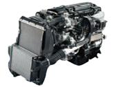 3L過給インタークーラー付ディーゼルエンジン