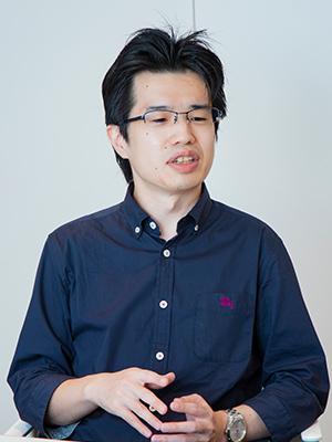 高田剛志さんの写真
