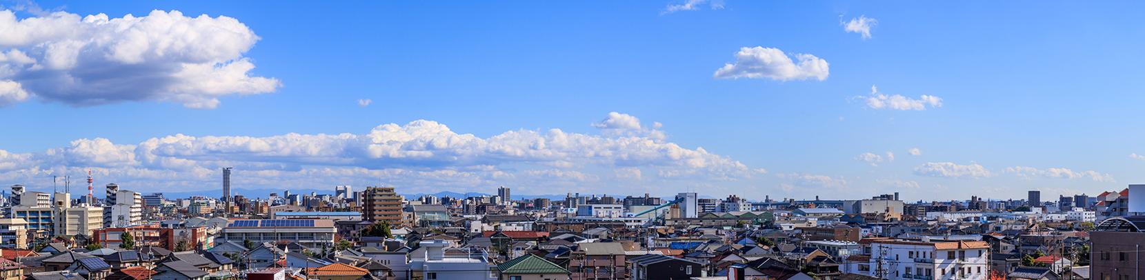 街の風景写真