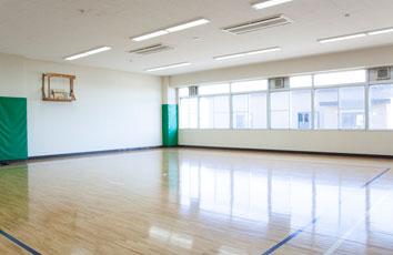 剣道場(体育館内)