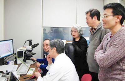 北里大学と「インフルエンザ誘発性呼吸器疾患に対する治療薬の開発」の共同研究