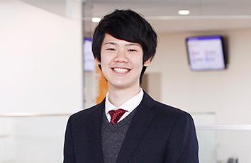 田口 遼さん