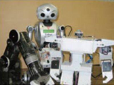 RT動向調査と二足歩行ロボット製作(ロボット分野)