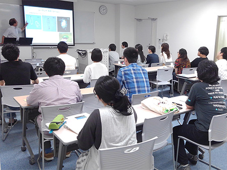 宇都宮大・児玉研究室-帝京大・篠村研合同セミナー