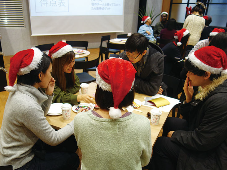 留学生クリスマスパーティー02